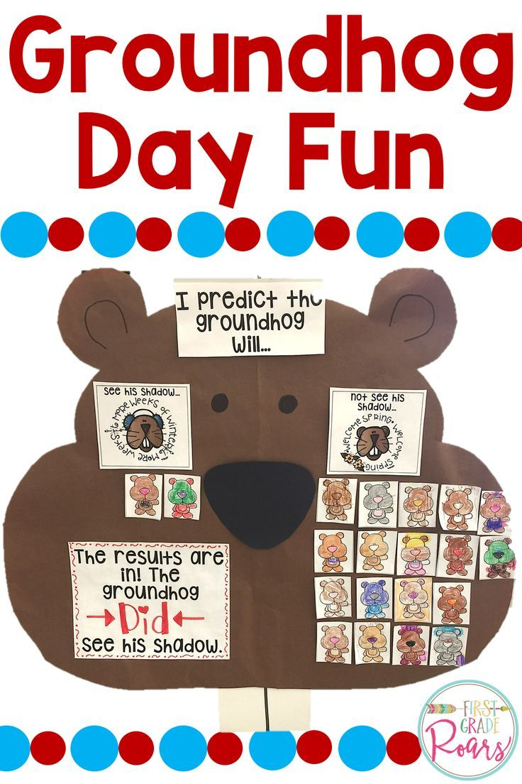 Enjoy These Fun Groundhog Day Activities Included In This Packet Students Will Work On Comprehensio Groundhog Day Activities Graphing Activities Groundhog Day [ 1104 x 736 Pixel ]