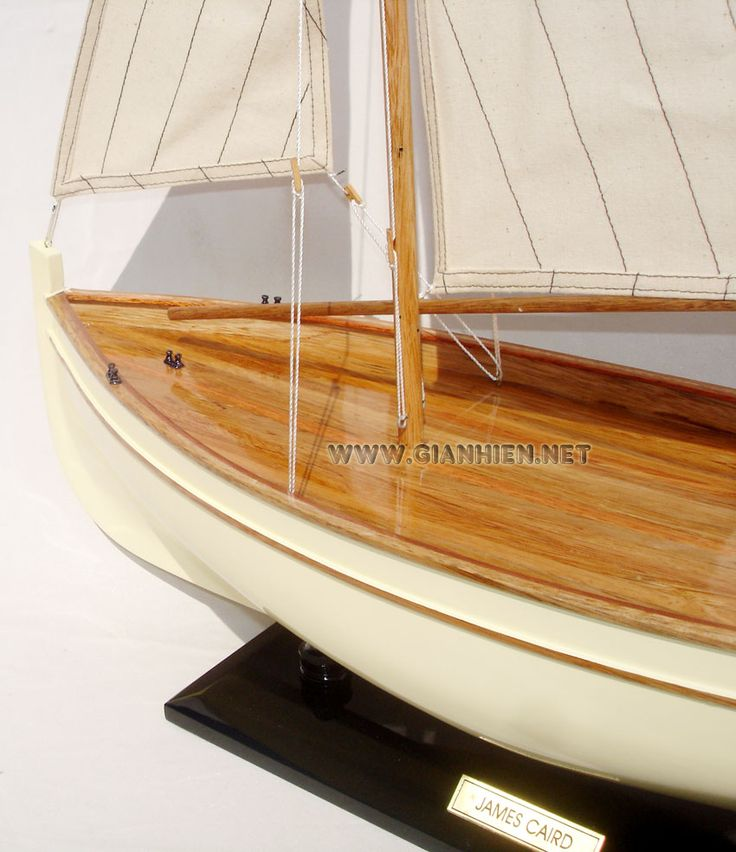 James Caird fishing boat