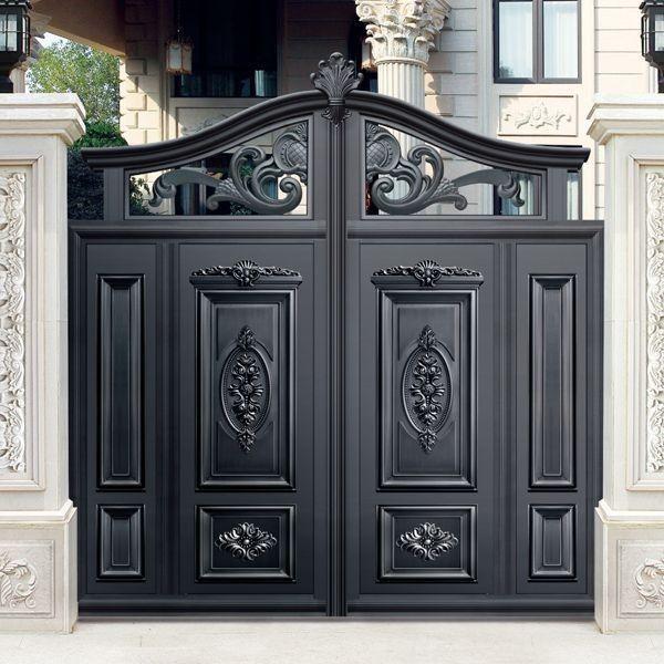 Pin By Ikrm Ali On Gate In 2020 Gate Design Iron Gate Design House Gate Design