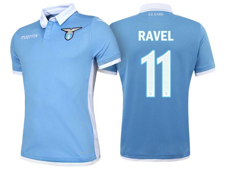 Lazio #11 Ravel Morrison 2016-17 Home Short Shirt