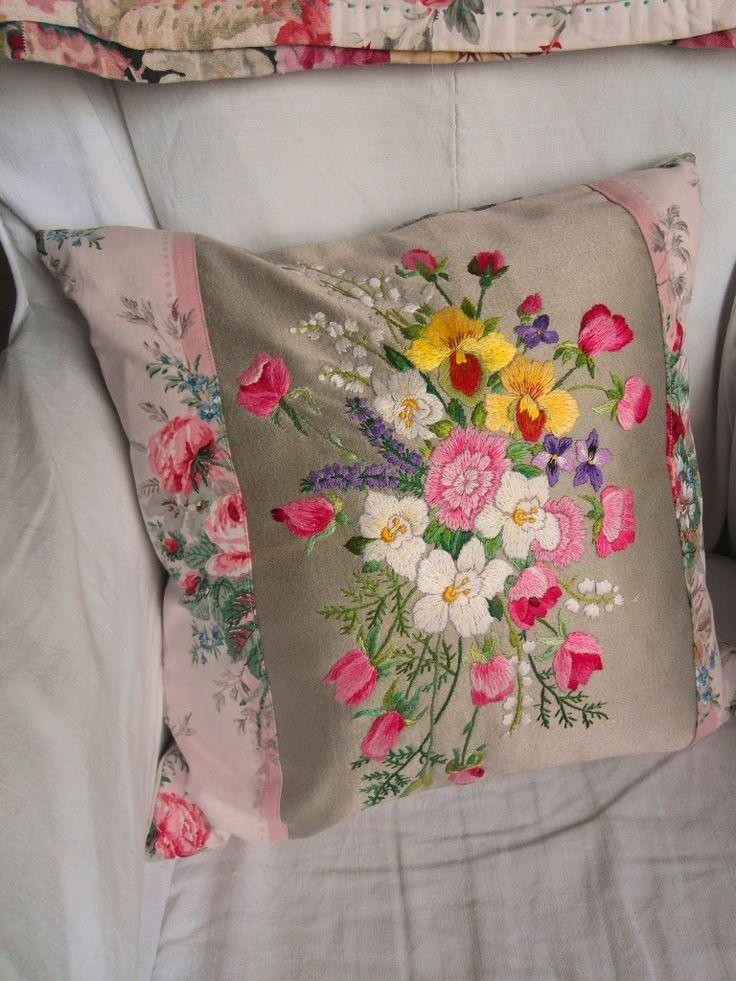 186 Best Images About Cushions On Pinterest Linen