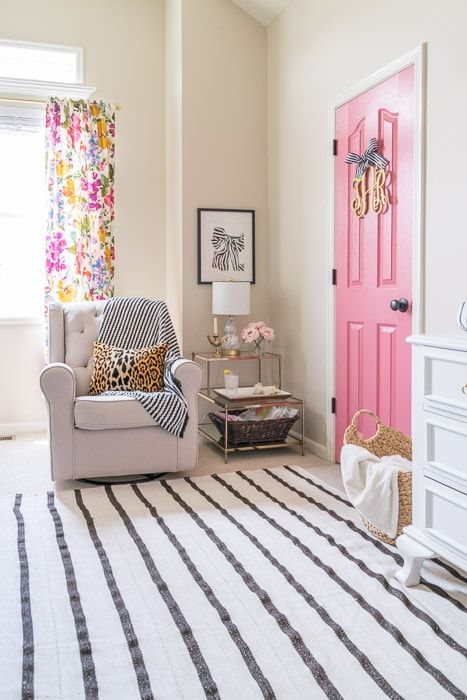 Nursery Reveal Diy Home Decorating Pinterest Nursery Home