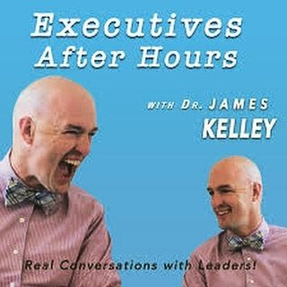 My thought-provoking chat with Dr. James Kelley for his Executives After Hours podcast is now live. Listen via the link in my bio. . . . #business #leadership #hereticscoach #hereticstoheroes #podcast #education #executive