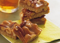 Mmmm - salted nut bars - makes one think of a PayDay bar