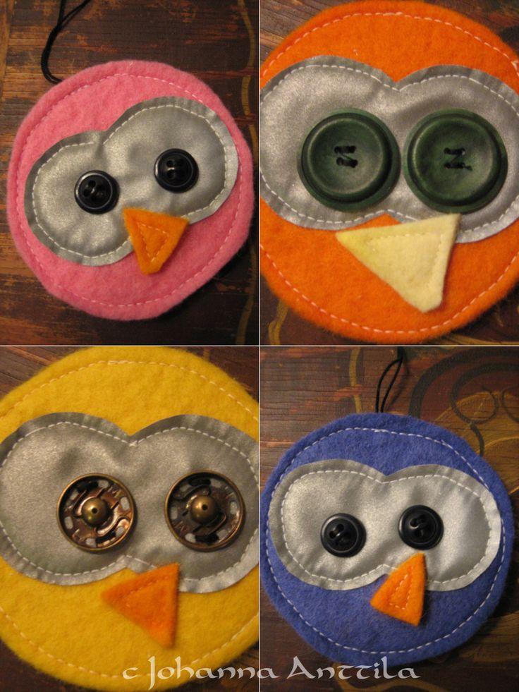 Pöllöt! Owls!