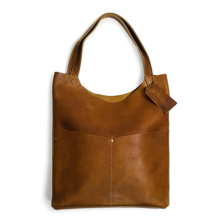 The Pioneer Woman Leather Tote - as a definite splurge item - a real leather tote like this one