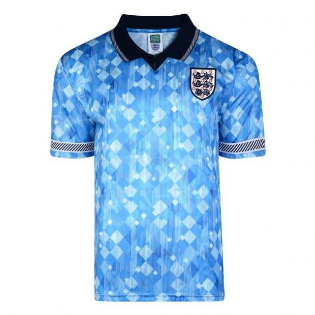 Buy England 1990 World Cup Finals Retro Third Shirt England 1990 World Cup Finals Third Shirt England Retro Jersey Classic Football Shirts Retro Football Shirts Buy Vintage Clothing