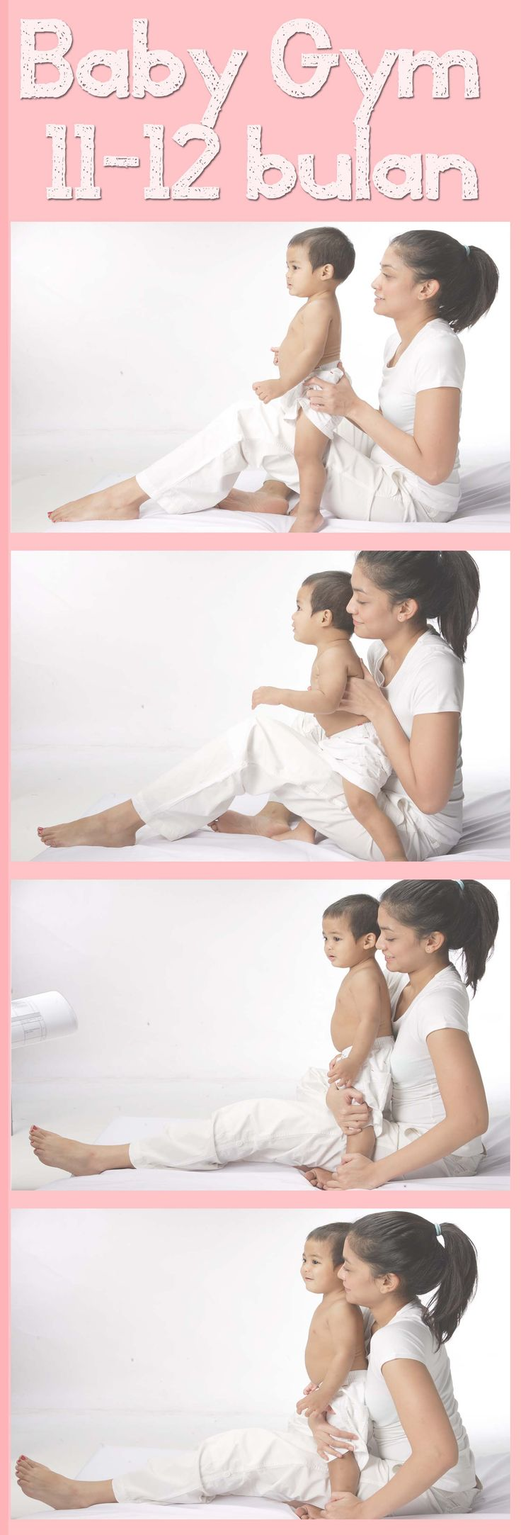 Baby Gym untuk 11-12 bulan :: Baby Gym for 11-12 month