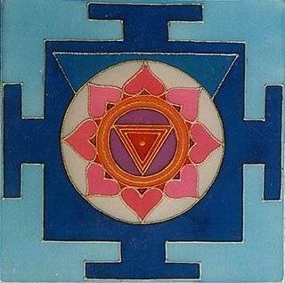 Kali's yantra