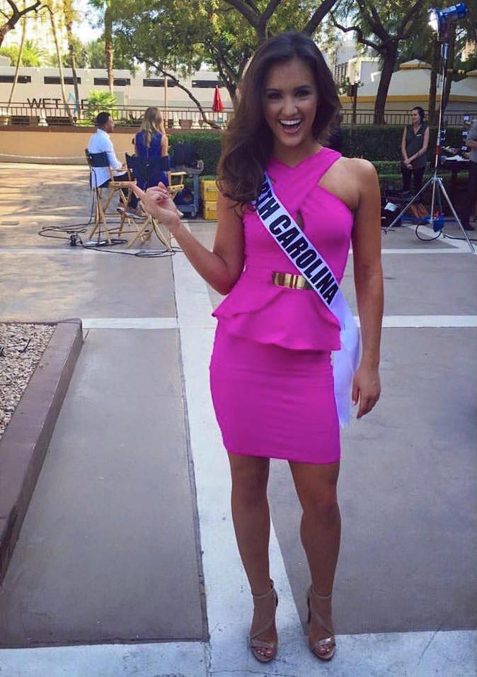 Top 10 Interview Outfits From Miss Usa 2016 Pageant
