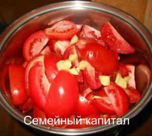 кетчуп на зиму_нарезать имбирь