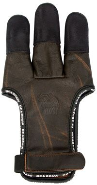 Bearpaw Speed Glove-Kustom King Traditional Archery