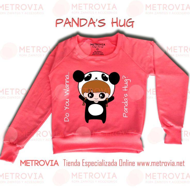 Panda's Hug