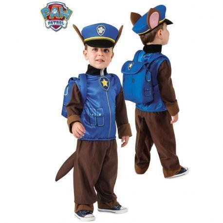 disfraz chase patrulla canina ideal para fiestas o realizar un bonito regalo