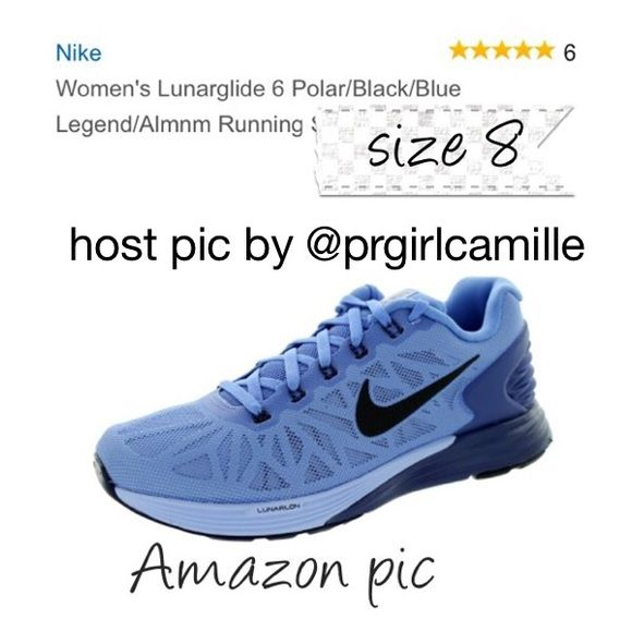 HPNWT and box WMNS NIKE LUNARGLIDE 6 NWT and box WMNS NIKE LUNARGLIDE 6  MOST WANTED