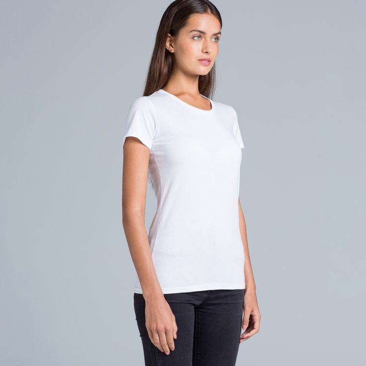 Wafer Tee - 4002 - available in 22 colours - 100% Cotton