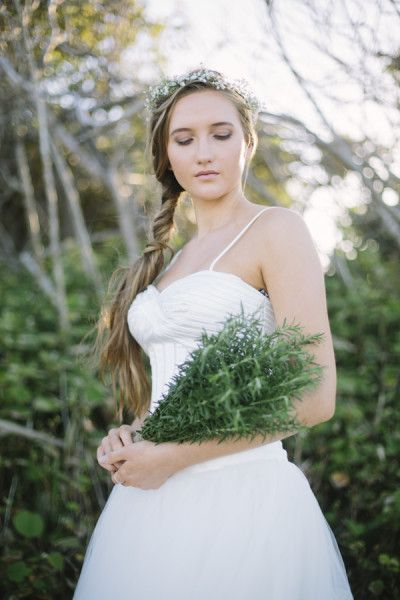 Styling with Simplicity: Green + White   Foreva Events
