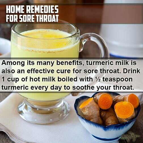 For sore throat