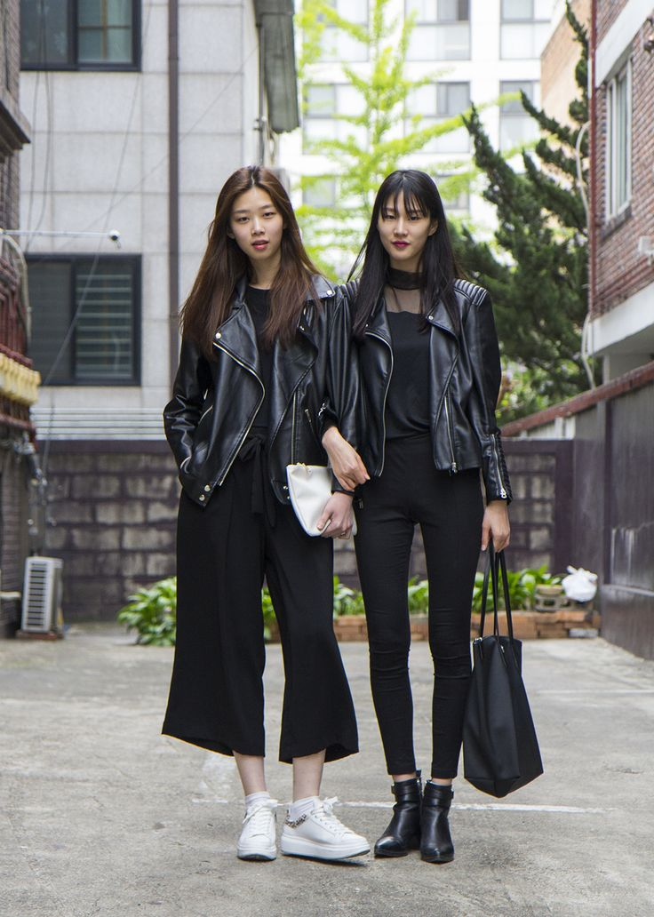 KOREAN MODEL • KOREANMODEL street-style project featuring Park...                                                                                                                                                      More