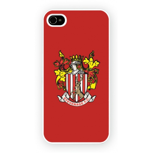 Stevenage FC iPhone Case