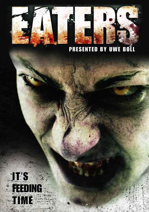 Uwe Boll Eaters Zombie Movie Hits US DVD
