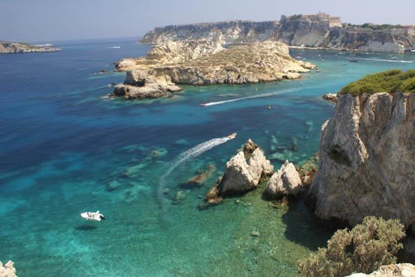 Tremiti Island in Italy