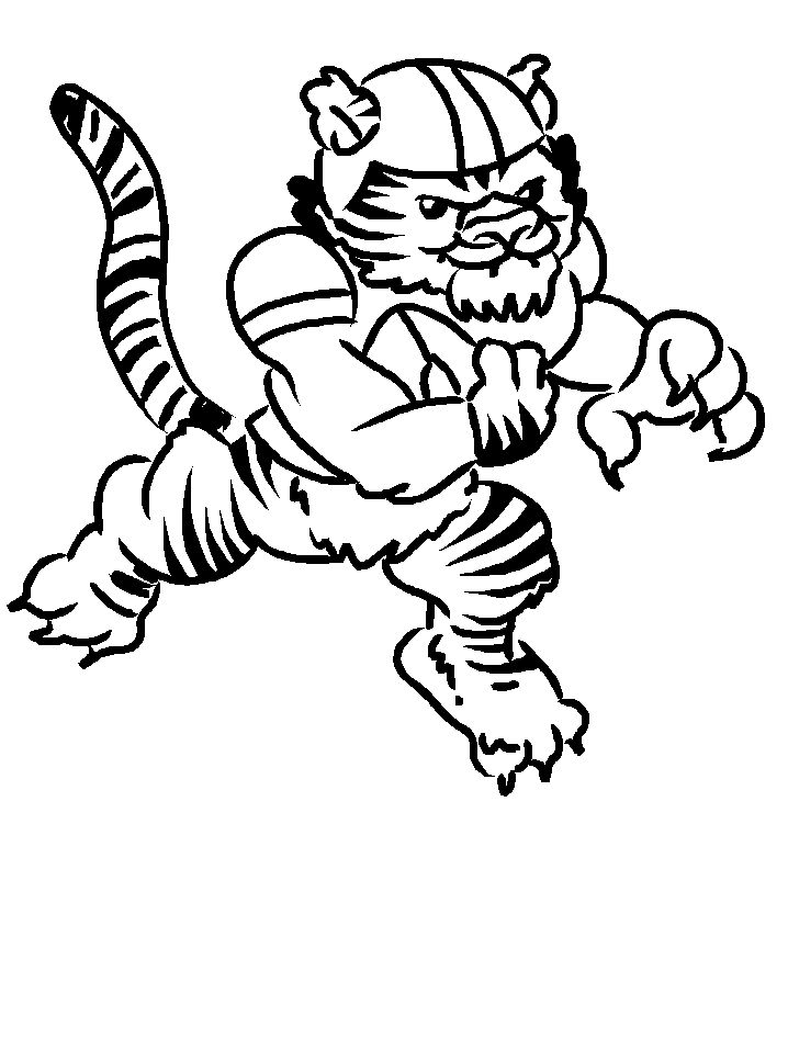 42 best Fearless Free Football Coloring Pages! images on