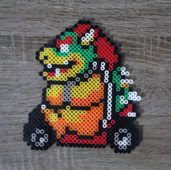 Super Mario Kart Character Perler Beads par GeekyMania sur Etsy