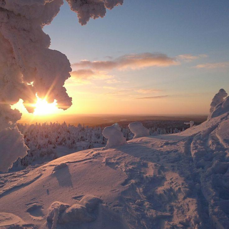 Winter wonderland syöte isosyöte finland