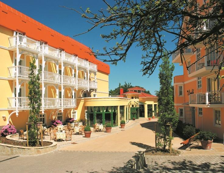 Travel Charme Nordperd & Villen Göhren - Hotel auf Rügen