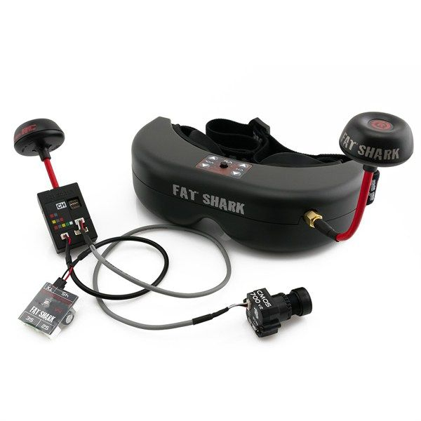 Fatshark Fat Shark Teleporter V5 5.8G FPV Goggles with Camera Transmitter CE FCC Headset Combo https://www.fpvbunker.com/product/fatshark-fat-shark-teleporter-v5-5-8g-fpv-goggles-with-camera-transmitter-ce-fcc-headset-combo/    #drones