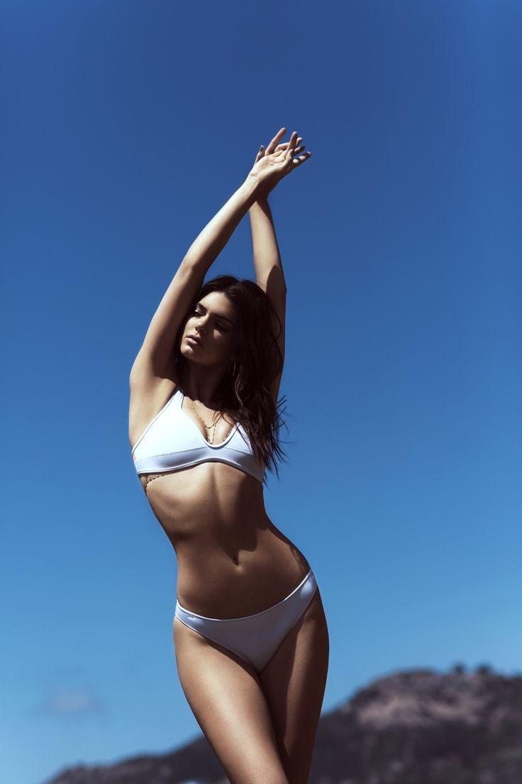 Kendall Jenner   Kendall + Kylie Topshop Swimwear Collection photographed by Sasha Samsonova