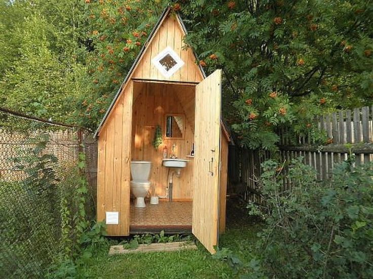 toilet for cottages