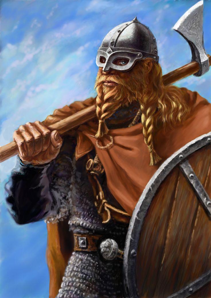Открытки викинги, поздравления