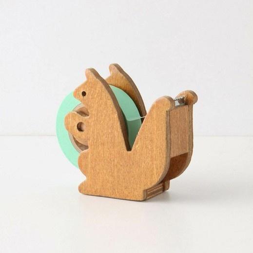 Squirrel Tape Dispenser