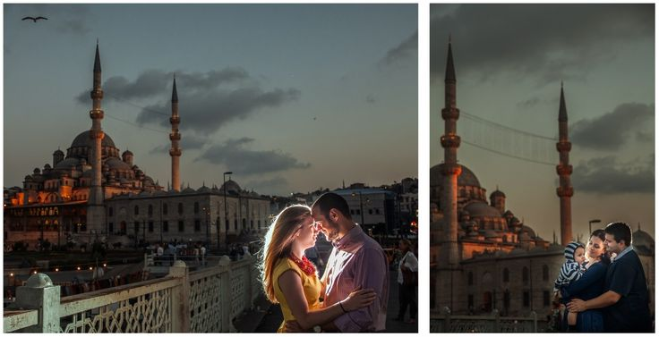 A shot from the Istanbul trip