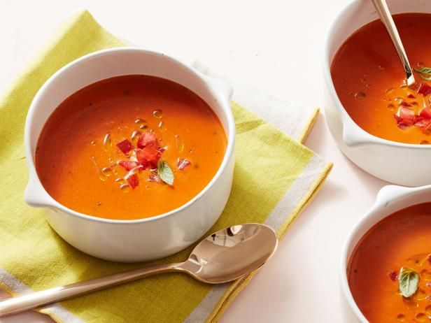 Tomato Soup 2.0 Recipe | Ree Drummond | Food Network