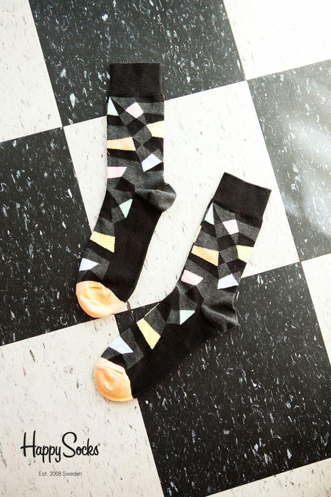 Random Cotton Socks by Happy Socks ・www.HappySocks.com