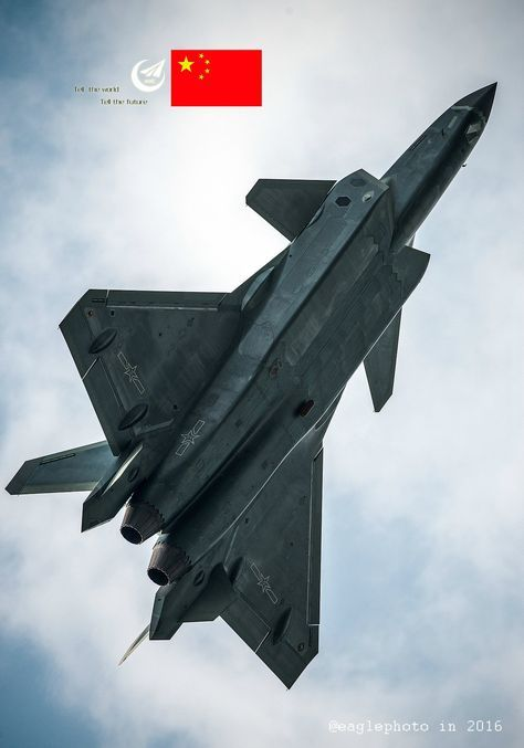 New images of China's J-20 fighter have emerged, and highlight the aircraft's new camouflage paint.  The Chinese Chengdu J-20 is a fifth-generation stealth fighter expected to enter service with the People's Liberation Army Air Force (PLAAF) in 2018. While details of the J-20 have been kept under wraps, two models were seen conducting test flights over Chengdo on Monday, each sporting the new camouflage.  Read more: https://sputniknews.com/military/201610191046516119-j-20-camouflage/
