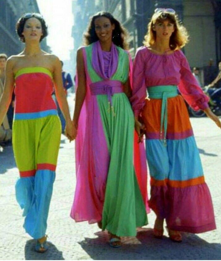 Moda años 70. Me encanta!!! #Shopping best way