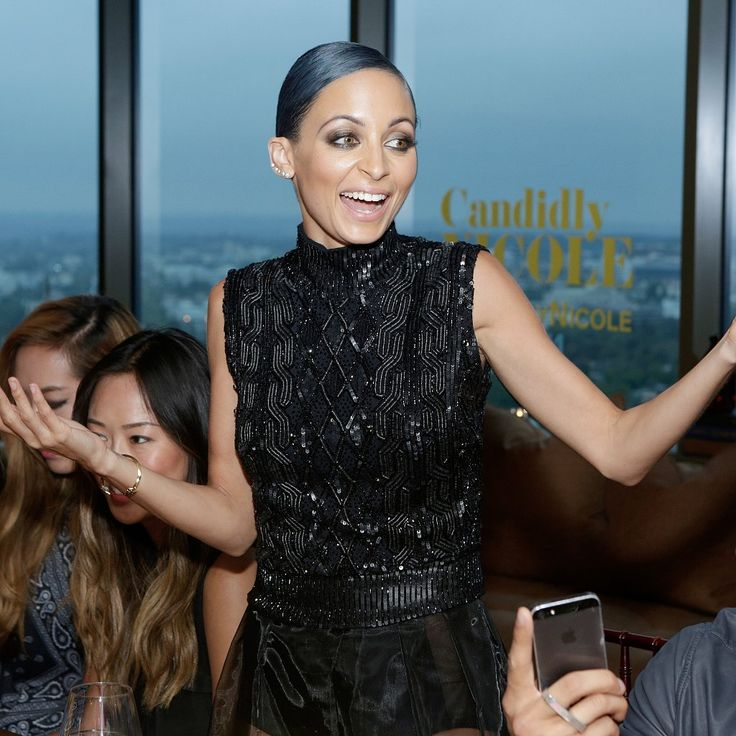 Proof That Nicole Richie Is Still the Queen of Witty One-Liners: Even though Nicole Richie has made a pretty epic transformation over the years, there's one thing about her that hasn't changed at all: her impressive ability to lob the wittiest one-liners no matter the situation.