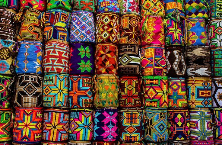 Wayuu Mochila - Google Search