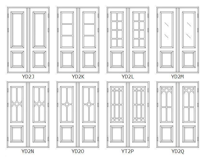 Hos oss på Snickarglädje hittar du nytillverkade allmogedörrar och sekelskiftesdörrar. Välkommen in för att se vårt sortiment av dubbeldörrar, pardörrar m.m.
