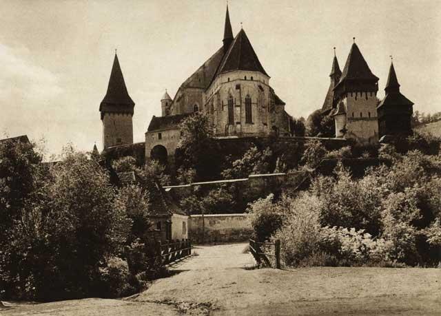 Romania (Biertan) - old photos - by Kurt Hielscher