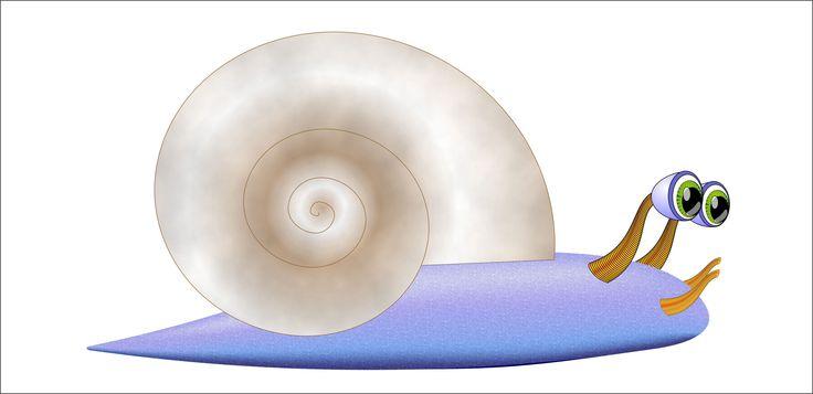 Tech-snail / Mechanický šnek