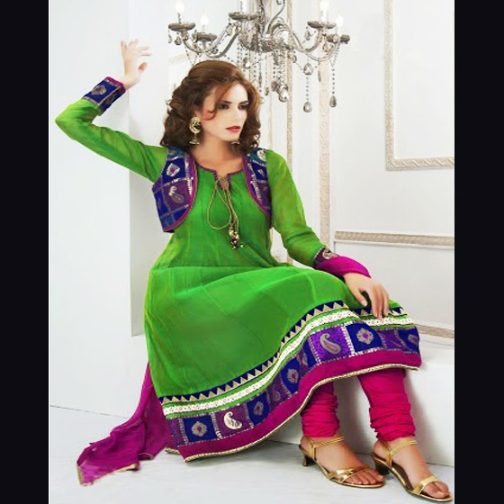 Buy Exclusive Ready-made suit , Designer Suit only in $252.73 Order Now . For  more details http://jugniji.com/suits/exclusive-ready-made-salwar-kameez/exclusive-ready-made-salwar-kameez-2577.html and https://www.facebook.com/jugniji.fashions