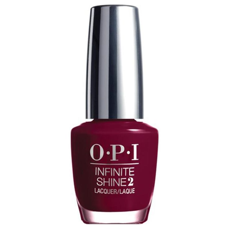 OPI Infinite Shine 0.5 oz ISL13 Can't Be Beet!. INFINITE SHINE - Gel Effects Lacquer System. You are in know   PRIME. LACQUER. GLOSS. 3 Easy Steps   NO LED OR UV LIGHT   SHINE LASTS UP TO 10 DAYS   REMOVES LIKE OPI LACQUER   30 OPI SHADES PLUS MANY MORE TO COME IN 2015