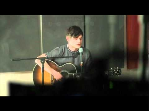"Gorgeous song, gorgeous boy, gorgeous guitar:  @Iwan Rheon ""Follow Me"" - AWAL on Air Roundhouse Radio"