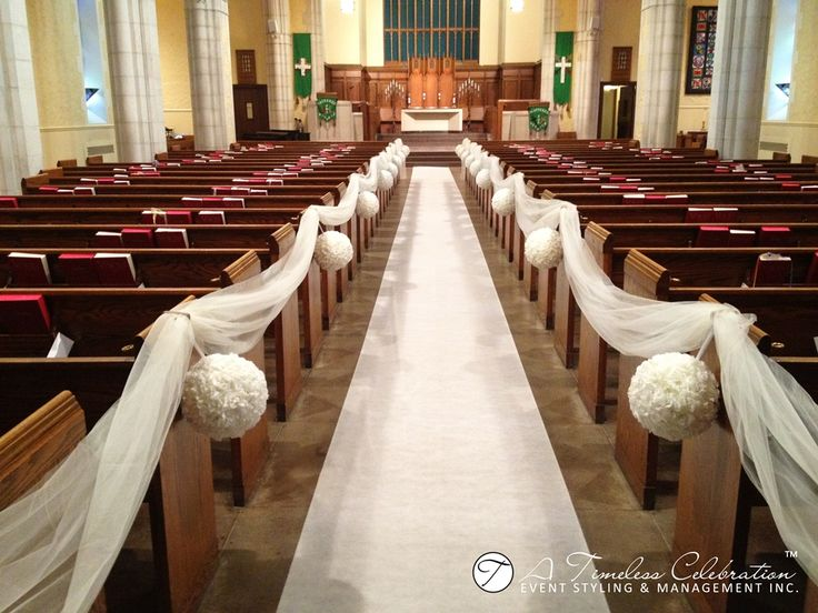 Best 25 Church Wedding Ceremony Ideas On Pinterest Aisle Decorations Pew And