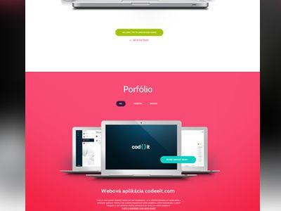 Studio redesign by Erik Adler